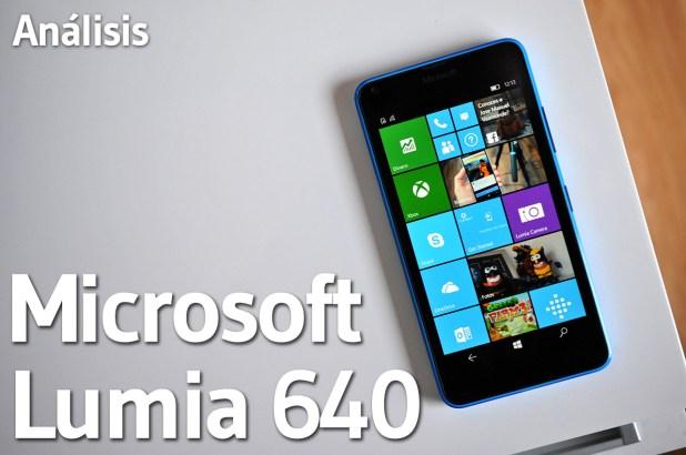 Microsoft Lumia 640 - 1