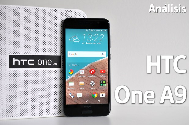 HTC One A9 - analisis