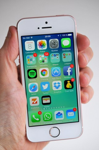 iPhone SE - 5