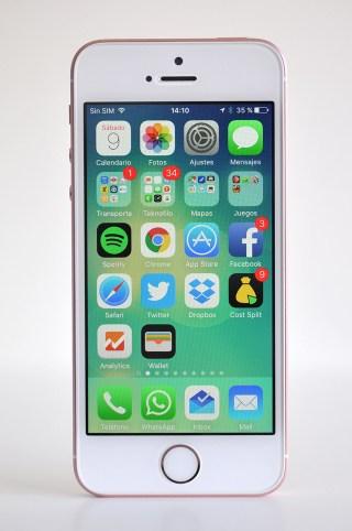 iPhone SE - 7