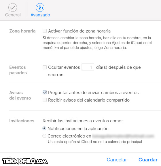 opciones-icloud