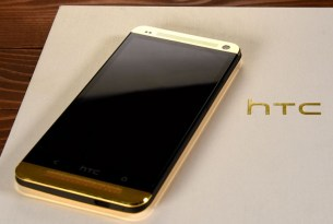 htc one en oro - 4