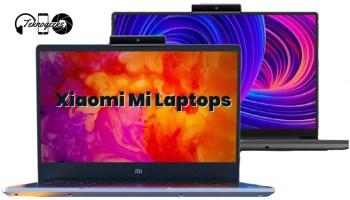 Xiaomi Mi Laptops