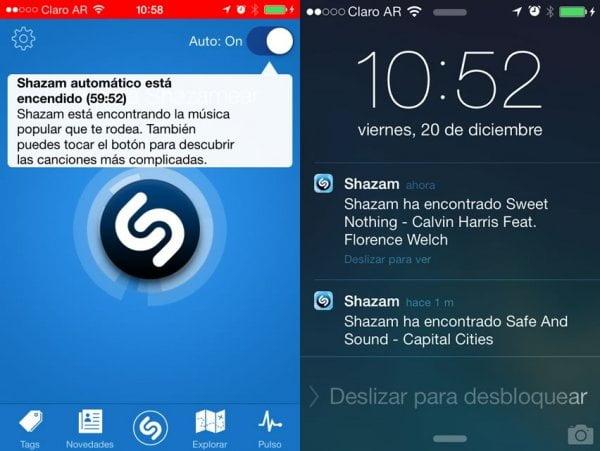 Shazam-auto