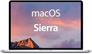 macOS Sierra 10.12 Sürümü!