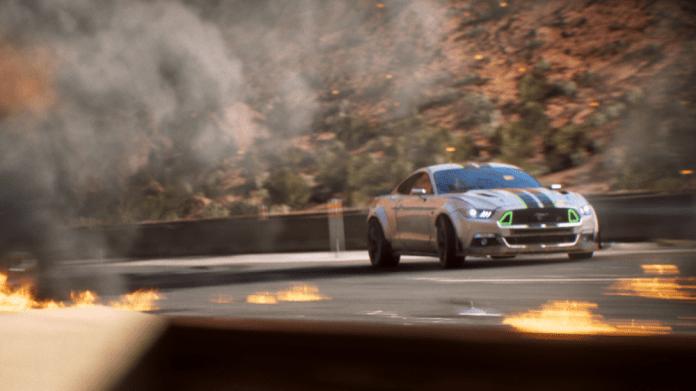 Need for Speed: Payback Oyun İçi Görseli