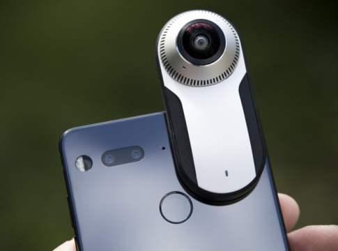 essential phone 360 degree cam