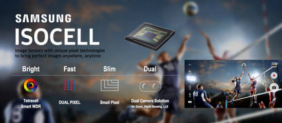 samsung exynos 9810 isocell