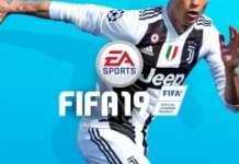 FIFA 19 Cristiano Ronaldo Kapak