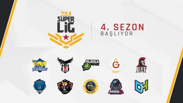 Zula Süper Lig 4.sezon başlıyor 2