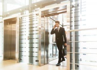 Akıllı asansör sistemi