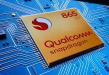 Android kimlik kartı Snapdragon 865