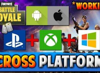 Fortnite Çapraz Platform - Epic Games