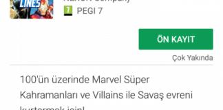 Google Play Store Ön Kayıt Başlama