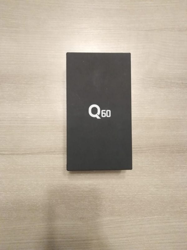 LG Q60 Kutu İçeriği ve Özellikleri