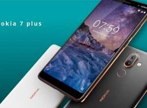 Nokia 7 Plus Android 9 güncelleme