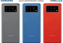 Samsung patent 2020
