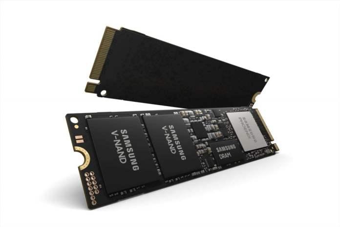 Samsung Evo 970 PLus NVMe SSD