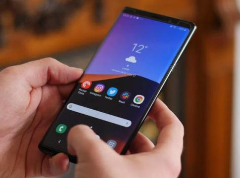 Galaxy Note 9 - Mayıs Ayı Güvenlik Güncellemesi