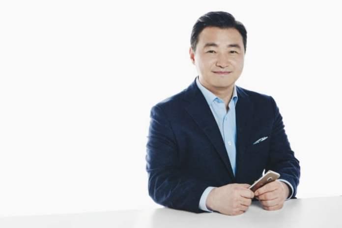 Samsung mobil başkanı değişti