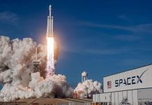 SpaceX İnsanlı Test Uçuşu