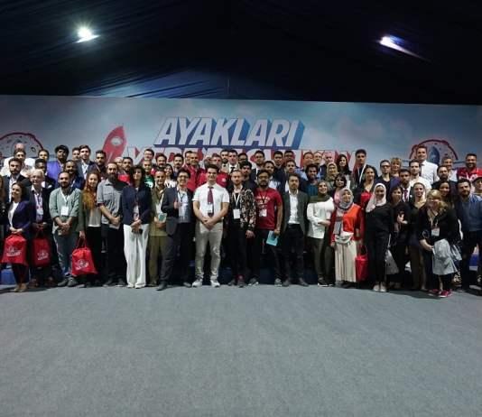 Take off uluslararası girişimcilik zirvesi teknofest 2019