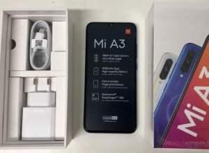 Xiaomi A3 kutu içeriği ve özellikleri sızdırıldı 2