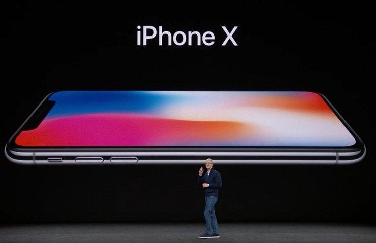 iPhone X Türkiye