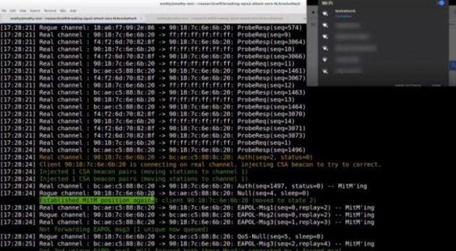 WPA2 Şifrelem Türü Artık Çokta Güvenli Değil !
