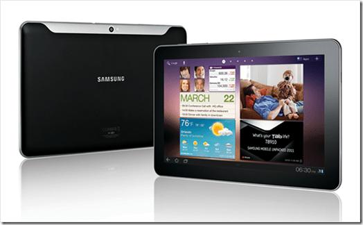 Samsung Galaxy Tab 8.9 & 10.1