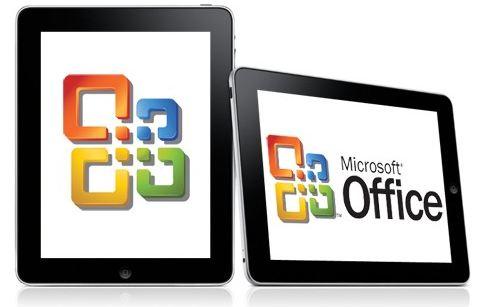 Microsofts Office-pakke på vei til iPad | teknolicious
