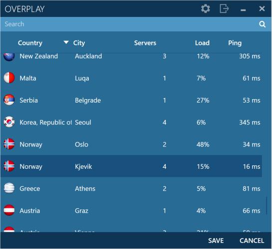 se norsk tv i utlandet med vpn