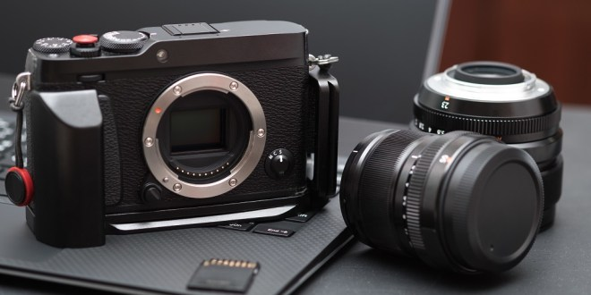kamera mirrorless untuk video