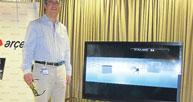 Ar-Ge 'ye ciddi yatırım yapan Arçelik, Türkiye'nin ilk 3 boyutlu (3D) LED televizyonunu üretti