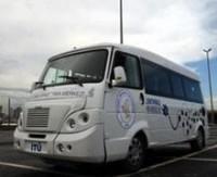 İTÜ tarafından geliştirilen Türkiye'nin ilk elektrikli minibüsü basına tanıtıldı.