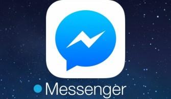 Facebook Messenger'a güncelleme ile yeni özellikler geldi