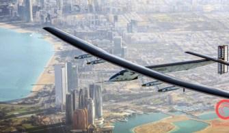 Solar Impulse 2 New York'a vardı