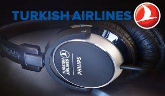 Türk Hava Yolları Yolculara Philips Kulaklıklar Dağıtacak