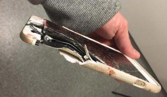 Iphone 6s Manchester Patlamasında Bir kadının Hayatını Kurtardı