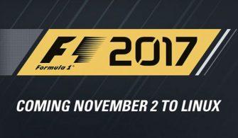 F1 2017'nin Linux Versiyonu Geliyor