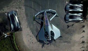 Aston Martin Havacılığa Atılım Yapıyor