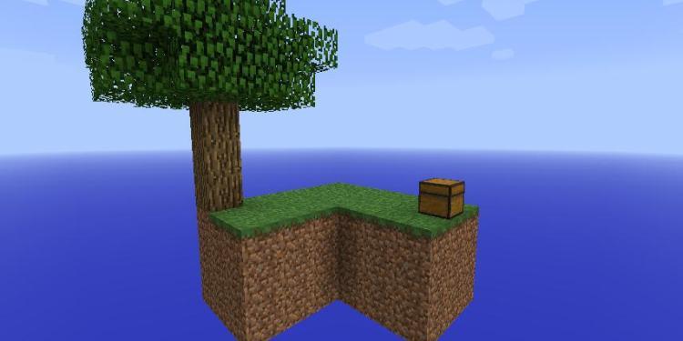 Minecraft Sunucuları Arasında Ünlü SkyBlock Nedir?