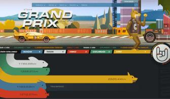 Steam Grand Prix Nedir?