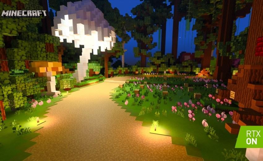 Minecraft oyunu