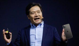 Xiaomi CEO'su iPhone Kullanırken Yakalandı!