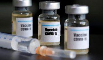 Türkiye'de Gönüllü 550 Kişiye Covid-19 Aşısı Uygulanacak