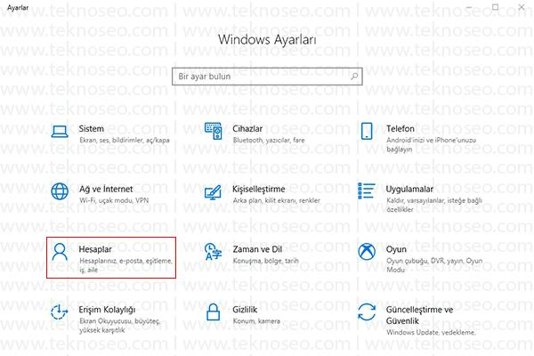 yerel hesap parolası nasıl değiştirilir,yerel hesap parolası kaldırma,windows 10 yerel hesap şifre kaldırma,windows 10 yerel hesap şifre değiştirme