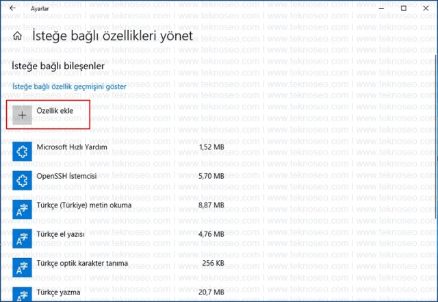 windows 10,internet explorer,yükle,özellik ekle