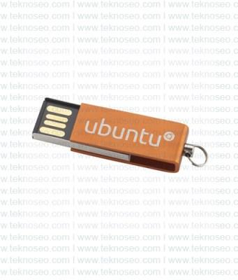 rufus,ubuntu,usb sürücüsü hazırlama