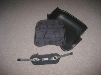 OEM Seat and Backband